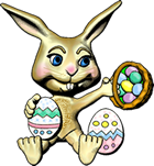 easter clipart bunny
