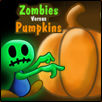 Zombies vs Pumpkins Free Halloween Game for Kids